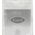 Коврик для ванной Karna LENA вязаный хлопок кремовый 50х70, фото, фотография