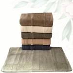 Набор полотенец для ванной 6 шт. Efor MOTIF хлопковая махра 30х50, фото, фотография