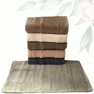 Набор полотенец для ванной 6 шт. Efor MOTIF хлопковая махра 50х90