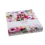 Постельное белье TAC PREMIUM DIGITAL PENON хлопковый сатин делюкс пудра, бежевый семейный, фото, фотография