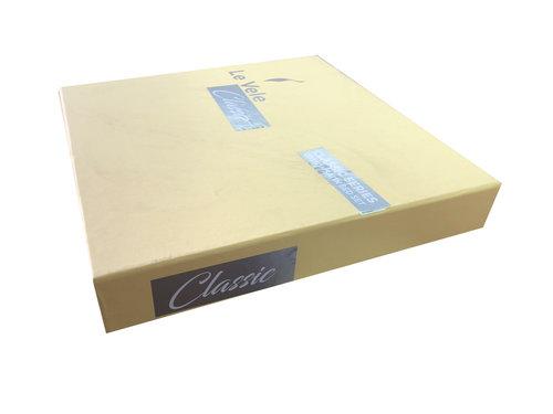 Постельное белье Le Vele IRIS хлопковый сатин делюкс бежевый евро, фото, фотография