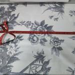 Постельное белье Le Vele AMBIANCE хлопковый сатин делюкс серый евро, фото, фотография