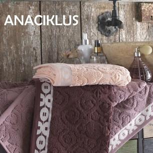 Набор полотенец для ванной 3 шт. Efor ANACIKLUS хлопковая махра 70х140