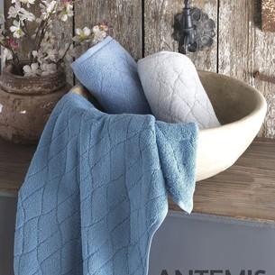 Набор полотенец для ванной 3 шт. Efor ANTEMIS хлопковая махра 70х140