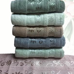 Набор полотенец для ванной 6 шт. Efor PAPATYA хлопковая махра 50х90