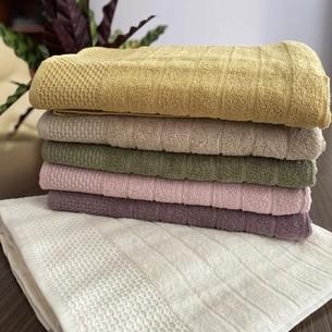 Набор полотенец для ванной 6 шт. Miss Cotton PETEK хлопковая махра 50х90