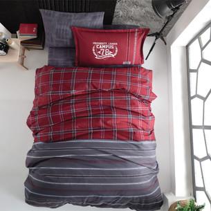 Детское постельное белье Clasy CAMPUS хлопковый ранфорс V1 1,5 спальный