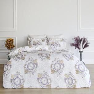 Постельное белье Soft Cotton DALYA тенсель кремовый евро