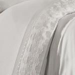 Постельное белье Grazie Home CIWAN хлопковый сатин делюкс кремовый евро, фото, фотография