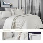 Постельное белье Grazie Home TREND хлопковый сатин делюкс серый евро, фото, фотография