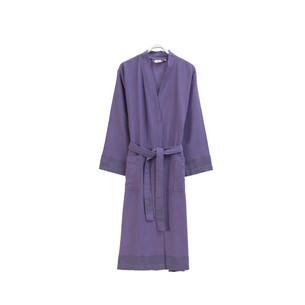 Халат мужской Buldan's SERA хлопок фиолетовый L/XL