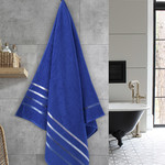 Полотенце для ванной Karna CLASSIC хлопковая махра парламент 70х140, фото, фотография
