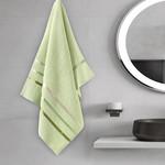 Полотенце для ванной Karna CLASSIC хлопковая махра светло-зеленый 50х80, фото, фотография