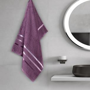 Полотенце для ванной Karna CLASSIC хлопковая махра лавандовый 50х80