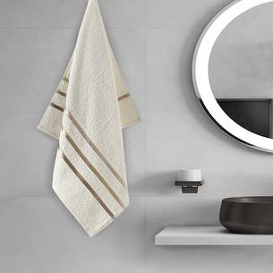 Полотенце для ванной Karna CLASSIC хлопковая махра кремовый 50х80