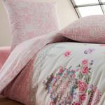 Постельное белье Karna SONYA хлопковая бязь 2-х спальный (нав. 70х70), фото, фотография