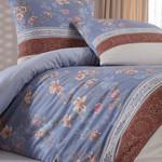 Постельное белье Karna NORA хлопковая бязь 2-х спальный (нав. 70х70), фото, фотография