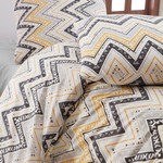 Постельное белье Karna VERNAL хлопковая бязь 1,5 спальный (нав. 70х70), фото, фотография