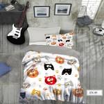 Комплект подросткового постельного белья EFOR GENC CAT хлопковый ранфорс 1,5 спальный, фото, фотография