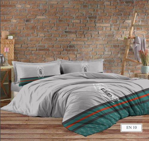 Постельное белье EFOR RANFORCE STELLA1 хлопковый ранфорс евро, фото, фотография