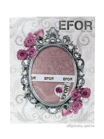 Скатерть прямоугольная Efor SUDE жаккард пудра 160х220, фото, фотография