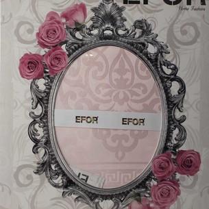 Скатерть прямоугольная Efor STAR жаккард пудра 160х300