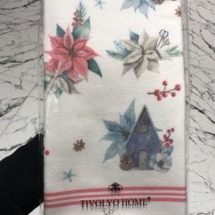 Кухонное полотенце Tivolyo Home JOY хлопок 50х70