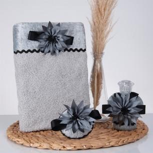 Подарочный набор с полотенцем Nazik Home ROMA