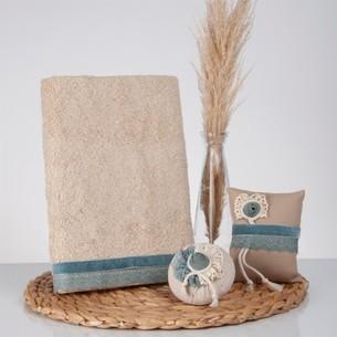 Подарочный набор с полотенцем Nazik Home ARYA