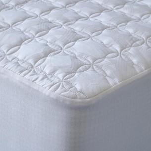 Наматрасник Soft Cotton шерстяной кремовый 160х200
