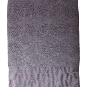 Полотенце для ванной Efor SEDIR хлопковая махра фиолетовый 50х90