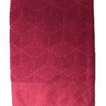 Набор полотенец для ванной 50х90, 70х140 Efor SEDIR хлопковая махра бордовый, фото, фотография