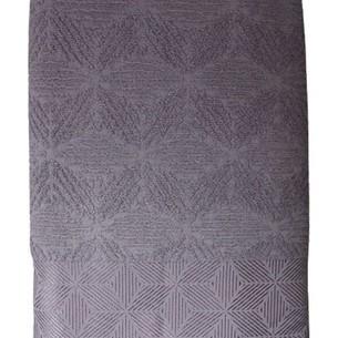 Набор полотенец для ванной 50х90, 70х140 Efor SEDIR хлопковая махра фиолетовый