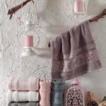 Набор полотенец для ванной 6 шт. Philippus THELMA бамбуковая махра 70х140, фото, фотография