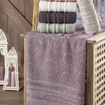 Набор полотенец для ванной 6 шт. Philippus HERMES хлопковая махра 50х90, фото, фотография