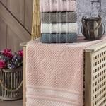 Набор полотенец для ванной 6 шт. Philippus NIKEA хлопковая махра 70х140, фото, фотография