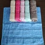 Набор полотенец для ванной 6 шт. Efor BMB-10 бамбуковая махра 70х140, фото, фотография