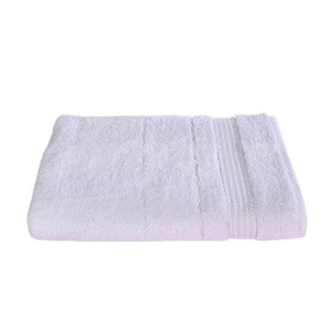 Набор полотенец для ванной 12 шт. Ozdilek TRENDY хлопковая махра белый 50х90