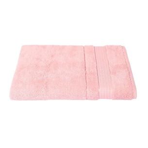 Набор полотенец для ванной 12 шт. Ozdilek TRENDY хлопковая махра светло-розовый 50х90