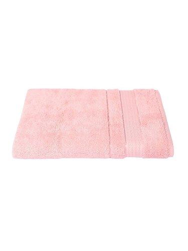 Набор полотенец для ванной 12 шт. Ozdilek TRENDY хлопковая махра светло-розовый 50х90, фото, фотография