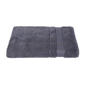 Набор полотенец для ванной 6 шт. Ozdilek TRENDY хлопковая махра темно-серый 70х140