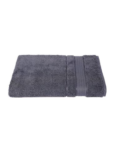 Набор полотенец для ванной 6 шт. Ozdilek TRENDY хлопковая махра темно-серый 70х140, фото, фотография
