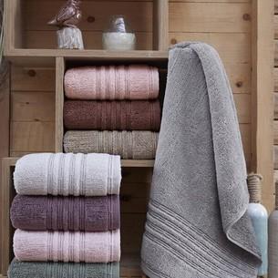 Набор полотенец для ванной 4 шт. Sikel ROMEO хлопковая махра V1 70х140