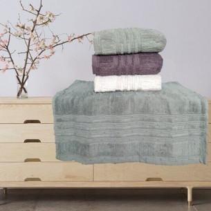 Набор полотенец для ванной 4 шт. Sikel ROMEO хлопковая махра V2 70х140