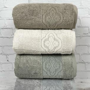 Набор полотенец для ванной 4 шт. Pupilla VITRA хлопковая махра 50х90