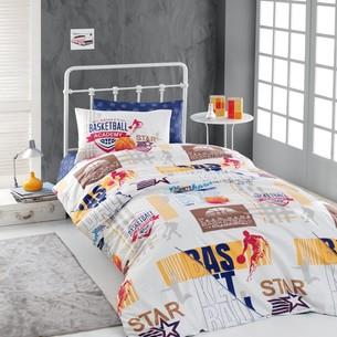 Детское постельное белье DO&CO FOCUS хлопковый ранфорс 1,5 спальный