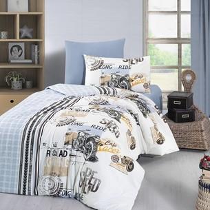 Детское постельное белье DO&CO SPEED хлопковый ранфорс 1,5 спальный