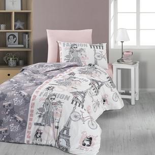 Детское постельное белье DO&CO FASHION хлопковый ранфорс 1,5 спальный