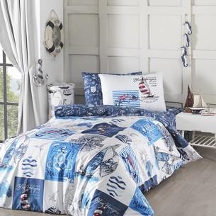 Детское постельное белье DO&CO SAIL хлопковый ранфорс 1,5 спальный