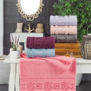 Набор полотенец для ванной 6 шт. Philippus PERS бамбуковая махра 70х140
